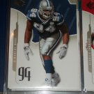 Demarcus Ware 2008 UD SP Football Card