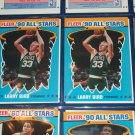 LARRY Bird 1990 Fleer All-Star Basketball Card