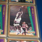 "Patrick Ewing 92-93 Fleer ""Slam Dunk"" Basketball Cards"