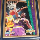 "Karl Malone 92-93 Fleer ""Slam Dunk"" basketball card"
