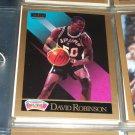 DAVID ROBINSON 1990 SKYBOX BASKETBALL CARD