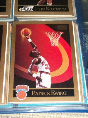 Patrick Ewing 1990 Skybox Basketball Card