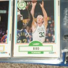 Larry Bird 1990 Fleer Basketball Card