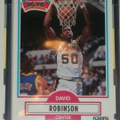 David Robinson 1990 Fleer Basketball Card