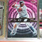 "Andrew Jones 2007 RARE Fleer ""In the Zone"" Baseball Card"
