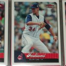 Cliff Lee 2007 Fleer Baseball Card
