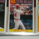 "Tony Perez RARE ""85 Record Breaker-Oldest Player to hit Grand Slam  RARE insert baseball card"