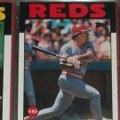 Pete Rose 1986 Topps Baseball Card