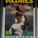 Steve Garvey 1986 Topps Baseball Card