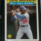 Pedro Guerrero 1986 Topps NL ALL-STAR BASEBALL CARD