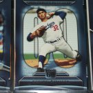 Sandy Koufax 2011 Topps 60- CAREER STRIKEOUTS PER 9IP LEADERS baseball card