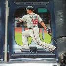 Brian McCann 2011 Topps 60- Most 2 Out RBI 06-10 BASEBALL CARD
