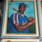 Darryl Strawberry 1990 Bowman Baseball Card
