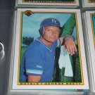 George Brett 1990 Bowman Baseball Card