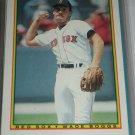 Wade Boggs 1990 Bowman Baseball Card