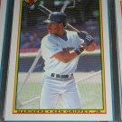 Ken Griffey jr 1990 Bowman Baseball Card