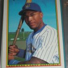 Gary Sheffield 1990 Bowman baseball card