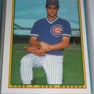 Greg Maddux 1990 Bowman Baseball Card