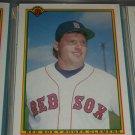 Roger Clemens 1990 Bowman Baseball Card