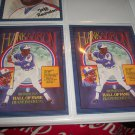 "Hank Aaron 1985 Donruss RARE ""HALL OF FAME DIAMOND KINGS"" baseball card"