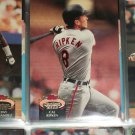 Cal Ripken 1992 Topps Stadium Club Baseball Card