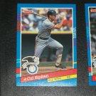 Cal Ripken 1991 Donruss A.L. All-Star baseball card