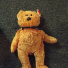 "1998 Beenie Baby ""Fuzz the Bear"""