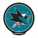San Jose Sharks Powerdecal