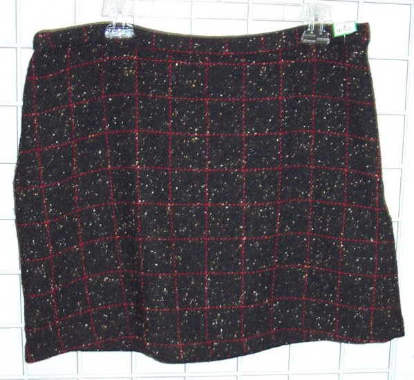 Great Old Navy Wool Blend Mini Skirt Size 14 109-234 Once Is Never Enough