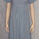 Vintage DBY Ltd Peasant Empire Waist  Romantic Church Dress Size 7 154-127h