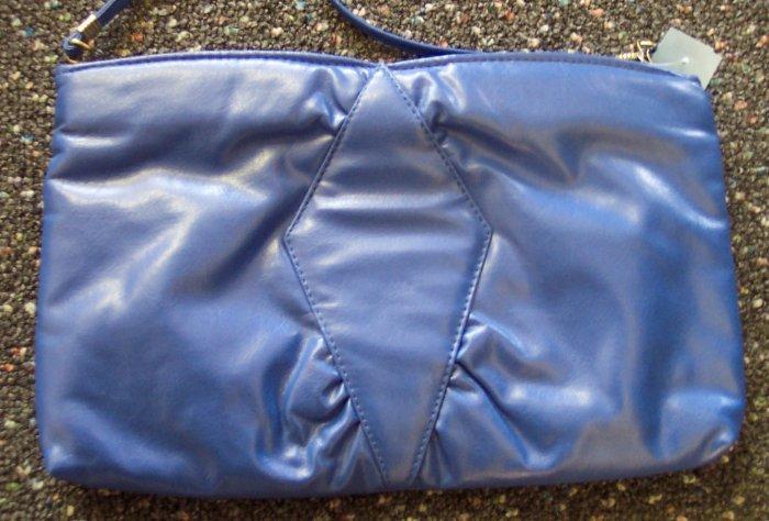 Vintage Purse Clutch Handbag Periwinkle Blue Clutch Purses locationa1
