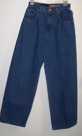 New York Line Jeans Size 8 120-40 Once Is Never Enough