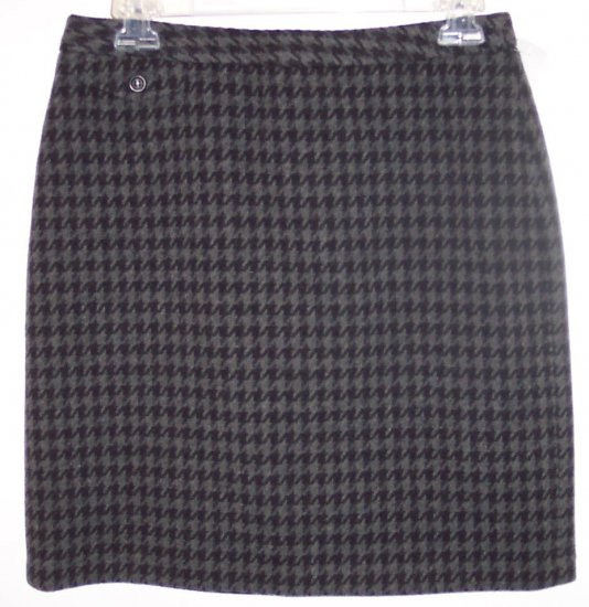 J. Crew Mad Men Mini Pencil Skirt Size 8 101-934 locw21