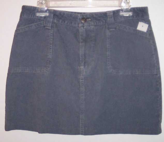 Old Navy Mini Corduroy Skirt Size 8 141-20 locw21