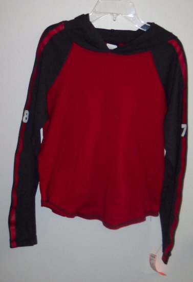 Girls Juncture Hoodie Long Sleeve Top Shirt Size XL - Size S Woman 101-09shirt locationw10