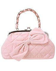 Gymboree Nwt Pink Velvet Purse Labelle La Belle Epoque Easter box11