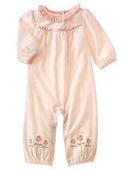"Gymboree NWT Onepiece ""Velvet"" Outfit Vintage Fancy Size 18 - 24 Months Easter"