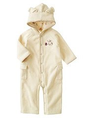 NWT Gymboree Traditional Style Onepiece Fleece Sleeper Creeper Sz 3 - 6 Months box11