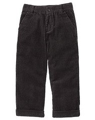 Gymboree NWT Family Portrait Black Corduroy Pants Size 5 Easter