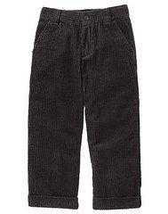 Gymboree NWT Family Portrait Black Corduroy Pants Size 5 Easter