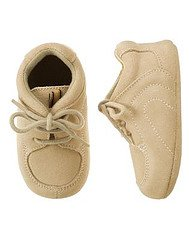 Gymboree NIP Gone Camping Booties Crib Shoes Size 02 box9