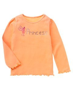 Gymboree NWT Fairy Tale Princess LS Tee Shirt Size 6