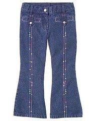 Gymboree NWT Imaginary Friends Sequins Jeans Size 4