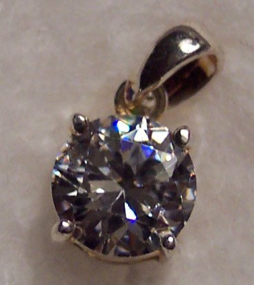 New Swarovski Crystal Non Tarnishing Silver Rhodium Pendant Drop Slide 621-74 locationD1