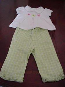 Sweet TKS Basics Infant Girls Pant Set Size 12 Months location8