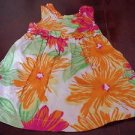 George Sun Dress Sundress Size 12 Months Tropical Print Infant Girls Clothing box11