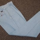 Dockers Khakis Denim Like Mens Cuffed Pants Waist 38 Inseam 32 101-h10