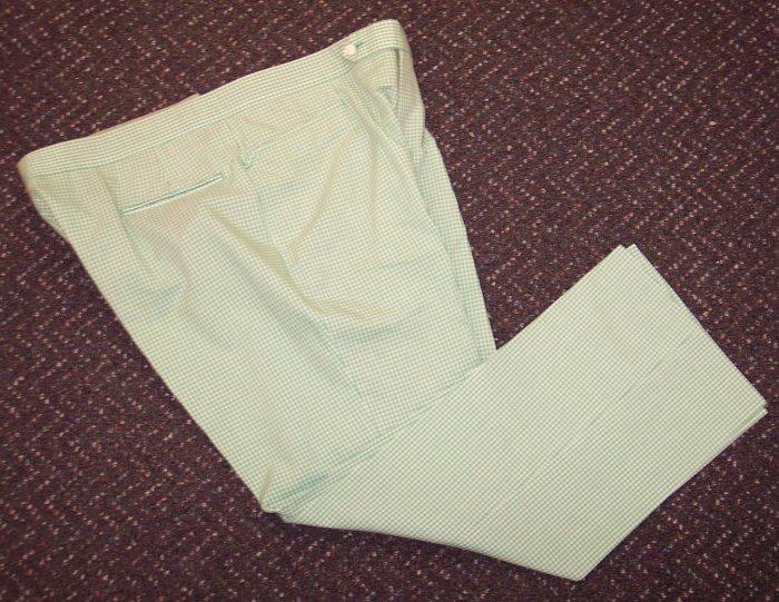 Mad Men St Patty's Day SansAbelt  by Jaymar Mens Men's Funky Retro Golf Pants 42 x 30 101-h09 locw19
