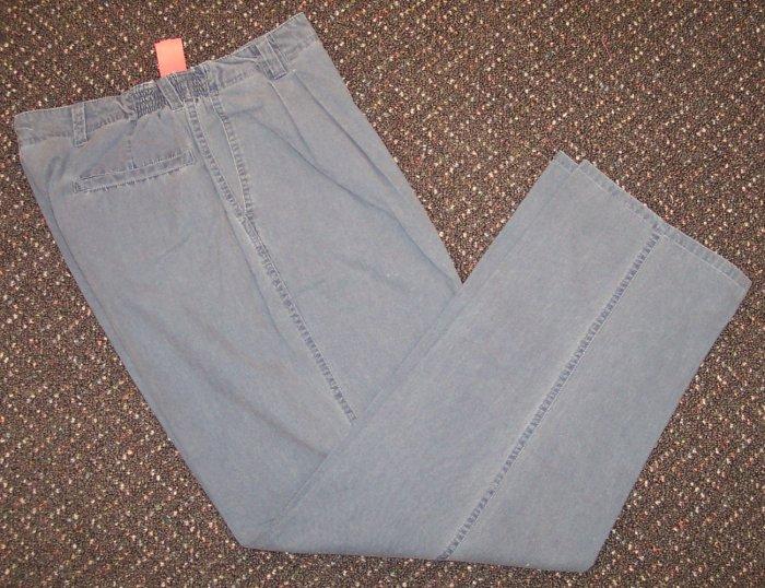 Vintage Soft Comfortable Scandia Woods Mens Casual Slacks Pants Waist 38 Inseam 32  101-h0002 locw19
