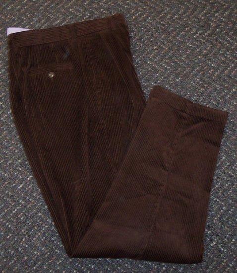 Eddie Bauer Corduroy Slacks Pants Size 10 101-03h